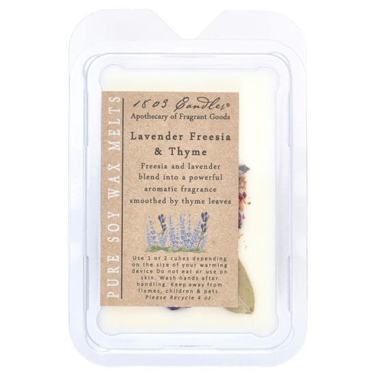 Lavender Freesia & Thyme Melter by 1803 Candles
