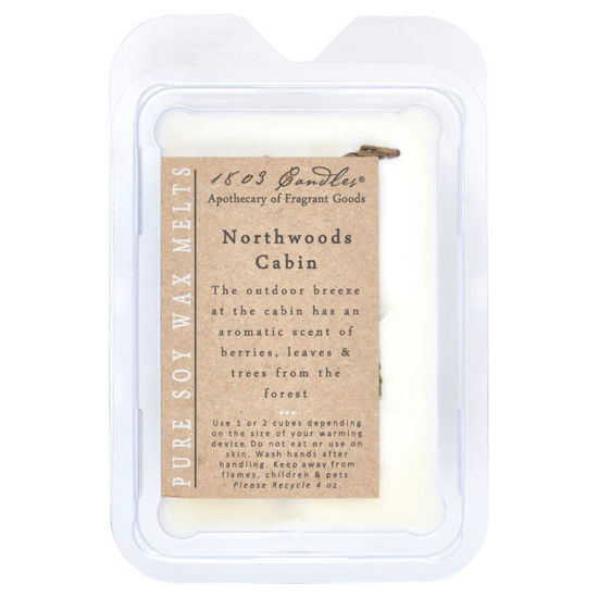Northwoods Cabin Melters by 1803 Candles
