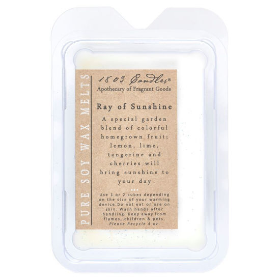 Ray of Sunshine Melters by 1803 Candles