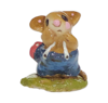 Mini Farmer Mouse M-005m By Wee Forest Folk®