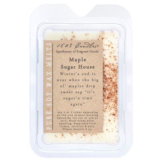 Maple Sugar House Melters by 1803 Candles