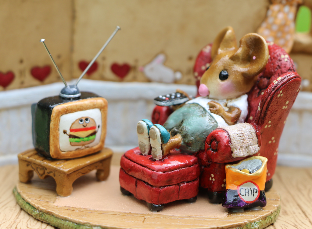 Little Couch Potato M-527 by Wee Forest Folk®