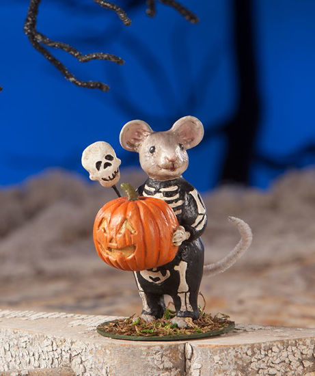 Skelly Mouse by Bethany Lowe Designs