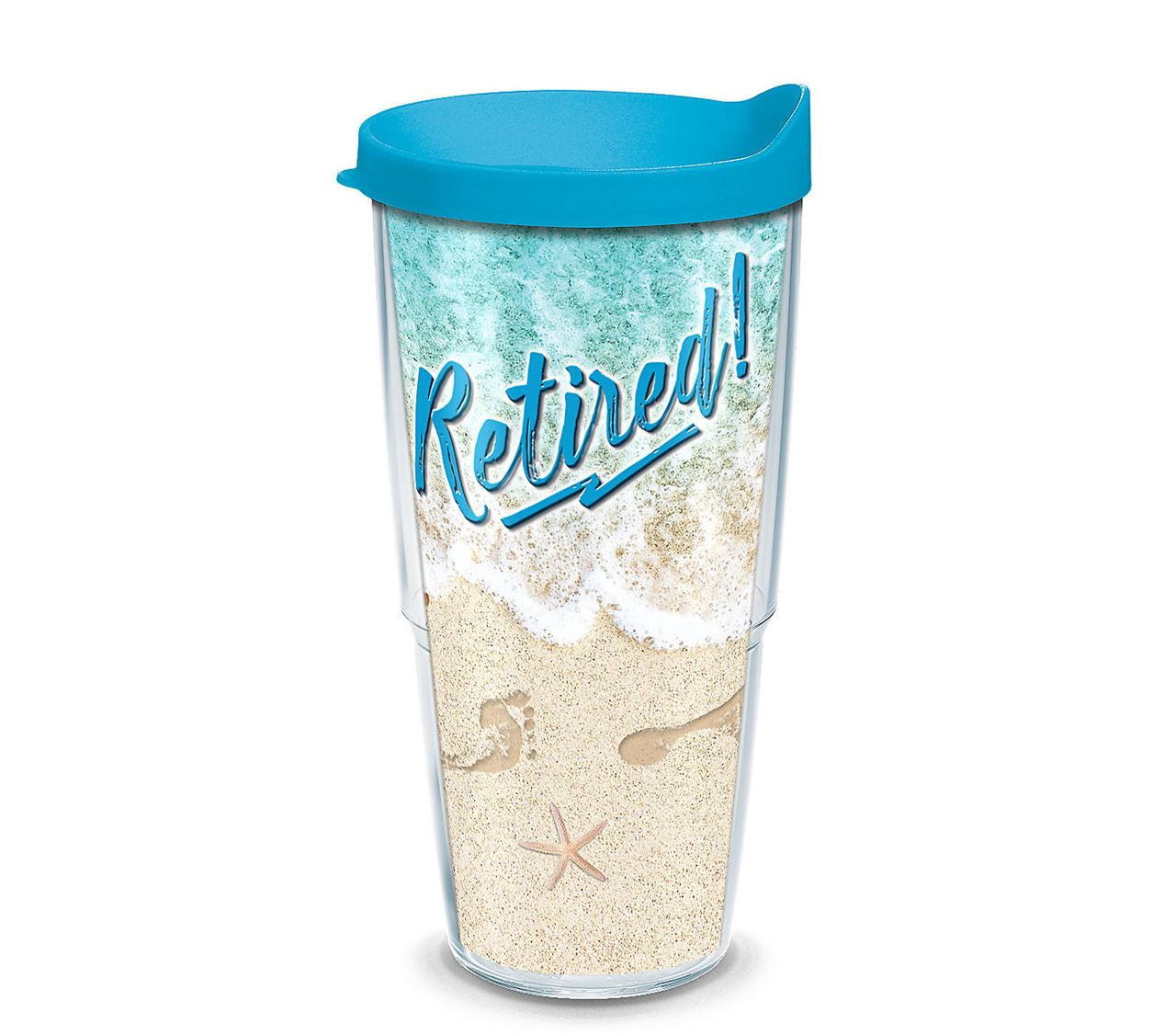 Retired Footprints 24oz. Tumbler by Tervis
