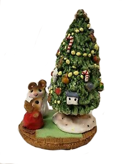 Under the Chris-Mouse Tree M-123 by Wee Forest Folk®