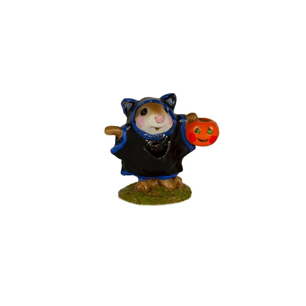 Mini Bat Mouse M-154m By Wee Forest Folk®
