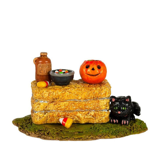 Hay Bale A-56 by Wee Forest Folk