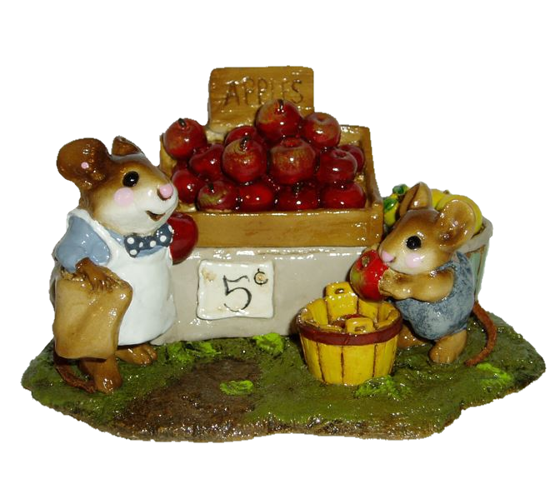 Adam's Apples M-187 by Wee Forest Folk®