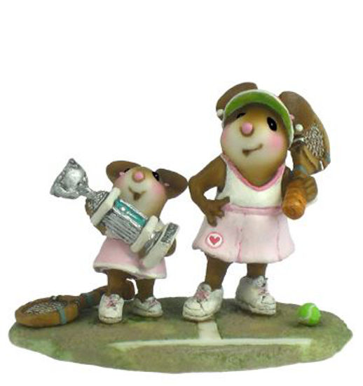 Tennis Champs! with Winnie MS-26a by Wee Forest Folk®