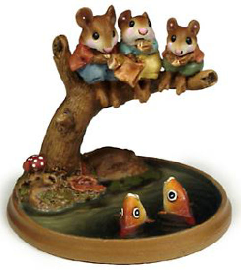 Chums Hangin' Out PM-1 by Wee Forest Folk®