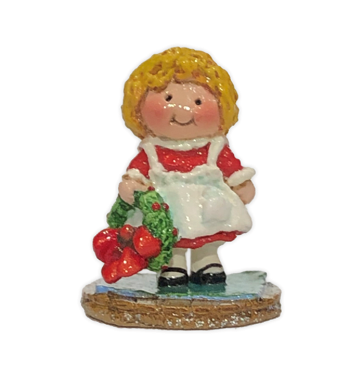 Raggedy Ann - Red (Employee Gift) EG#10 by Wee Forest Folk®