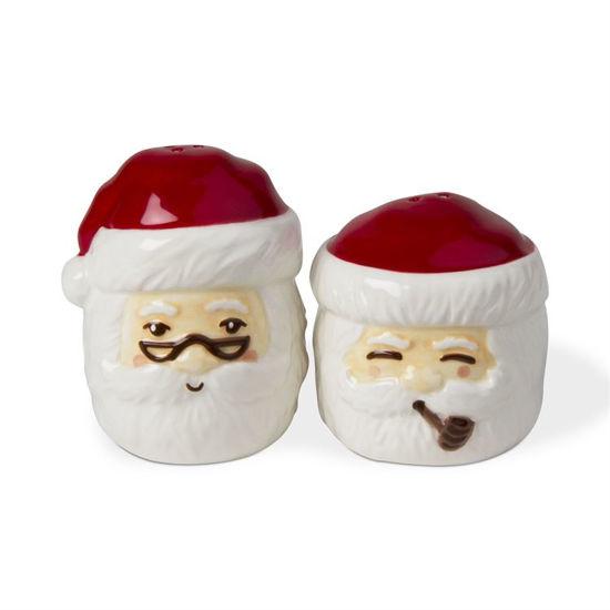 Santa Buddies Salt & Pepper Set by TAG