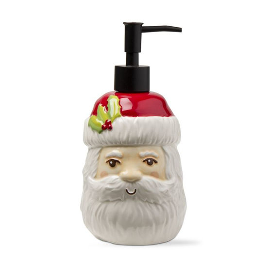 Merry Santa Soap Pump by TAG
