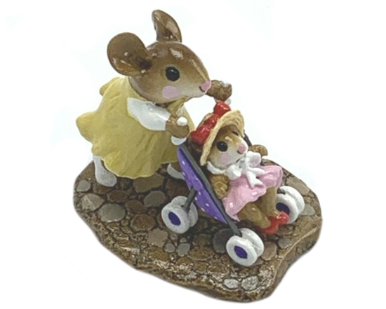 Doll Stroller MP-03 by Wee Forest Folk®