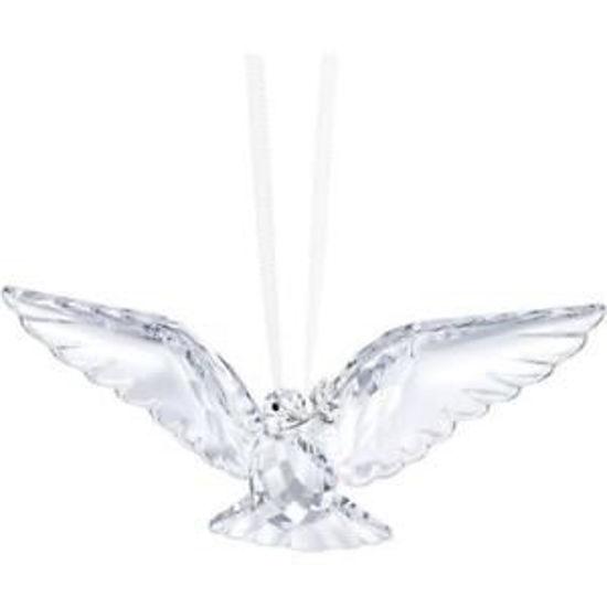 Peace Dove Ornament by Swarovski