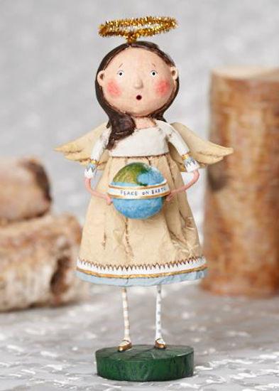 Angel Of Peace by Lori Mitchell