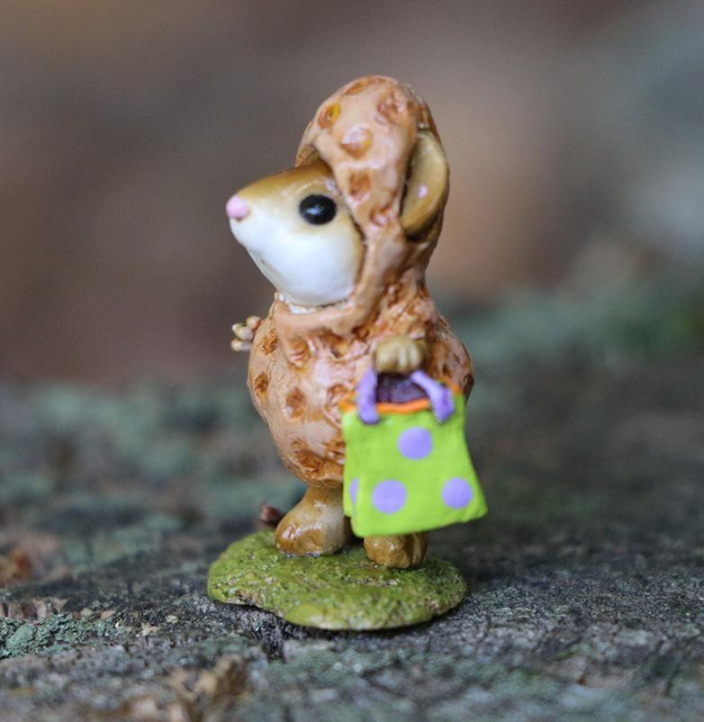 Pee Wee Peanut M-185e by Wee Forest Folk