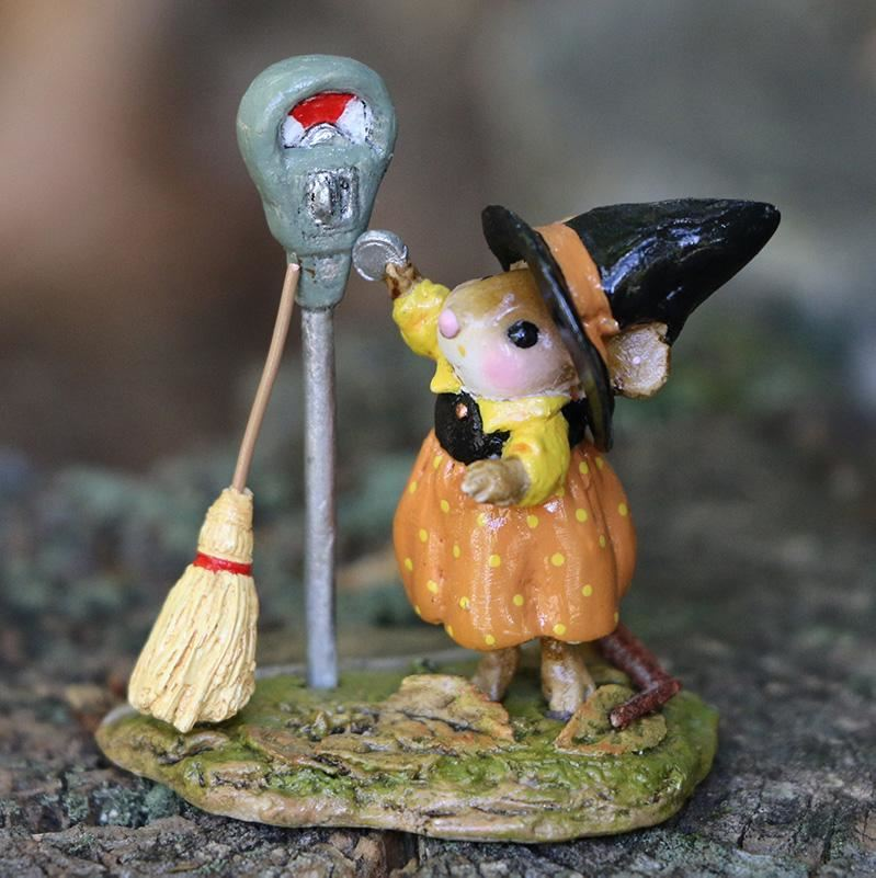 Parking for a Spell M-677 by Wee Forest Folk®