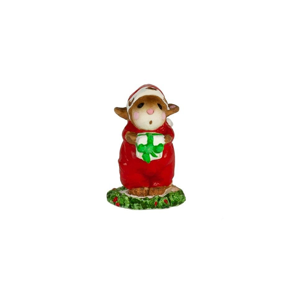 Mini Chris-Mouse M-033m By Wee Forest Folk®