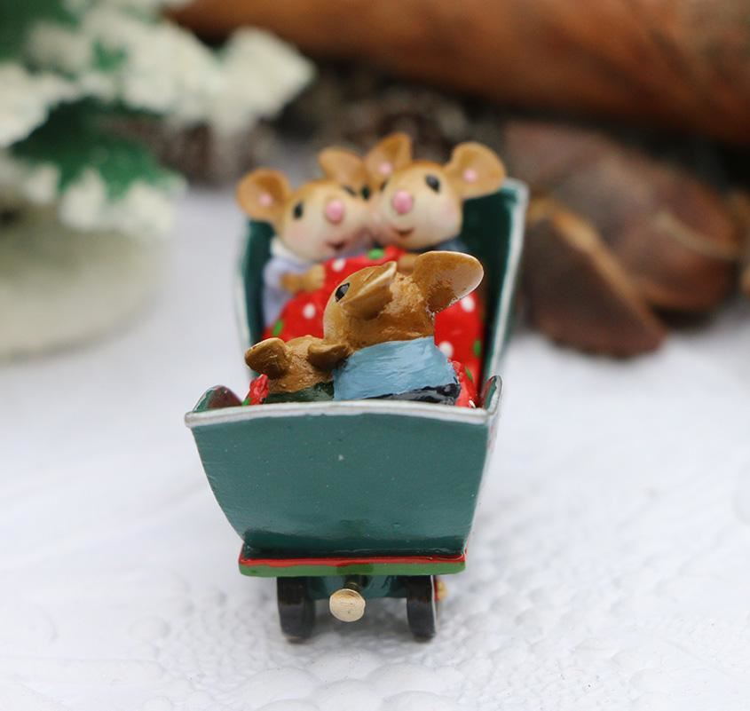 Cozy Carriage M-453q by Wee Forest Folk