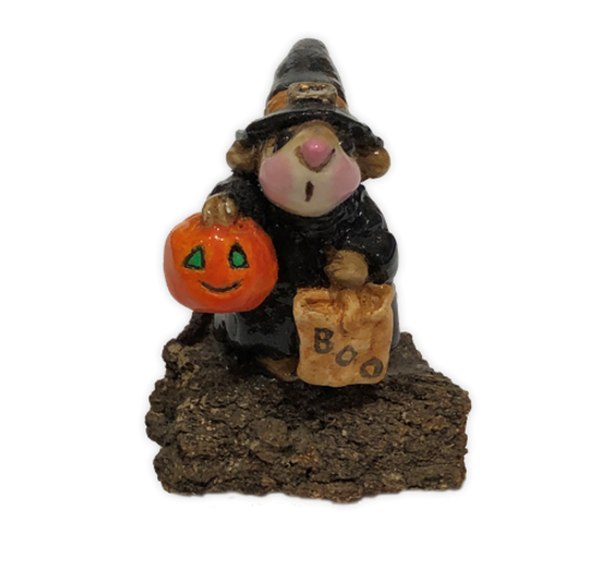 Witch Mouse M-044 by Wee Forest Folk®
