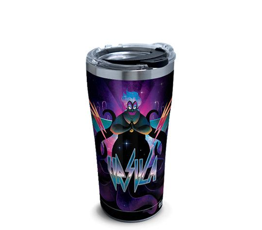Disney Villains - Ursula 20oz. Stainless Steel Tumbler by Tervis