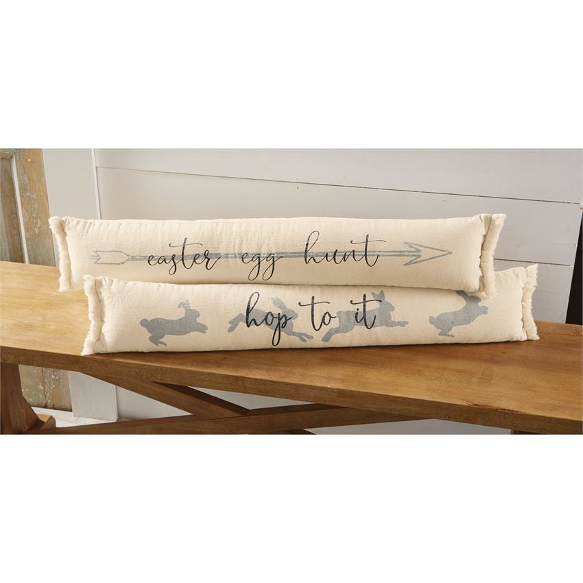 Skinny Easter Pillow by Mudpie
