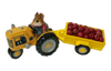 Cart with Apples (yellow) for Habitat Hideaway