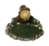 Easter Stump Display  by Habitat Hideaway