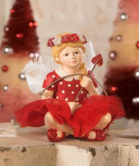Little Cupid Girl by Bethany Lowe Designs