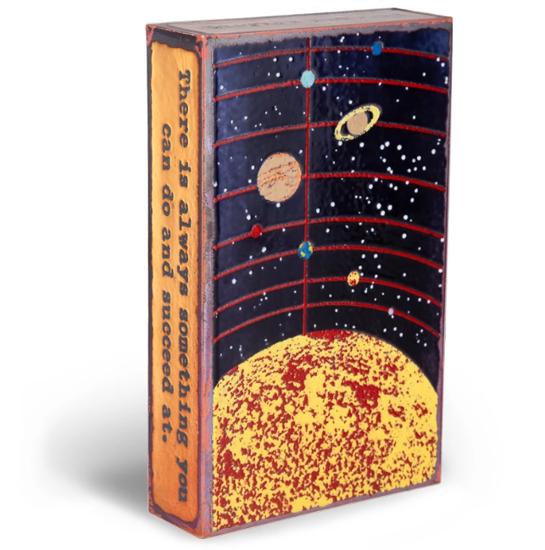 Stellar Spiritile by Houston Llew