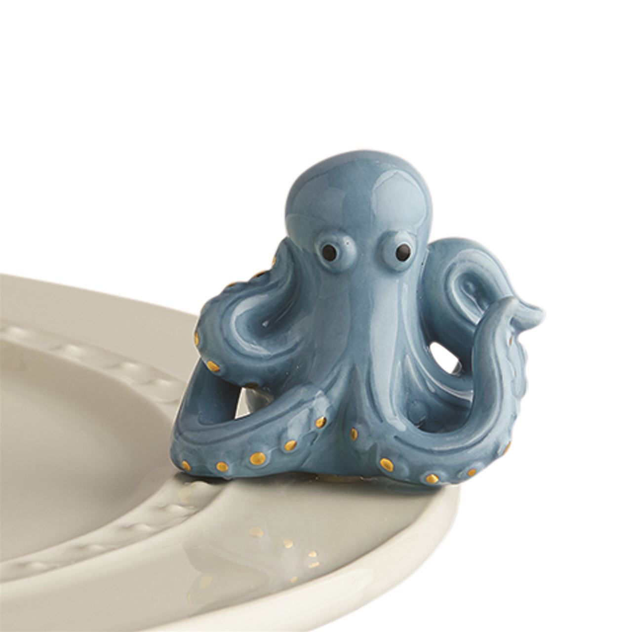Under the Sea (Octopus) Mini by Nora Fleming