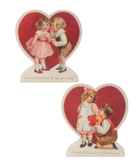 Valentine Dummy Board Set  by Bethany Lowe Designs