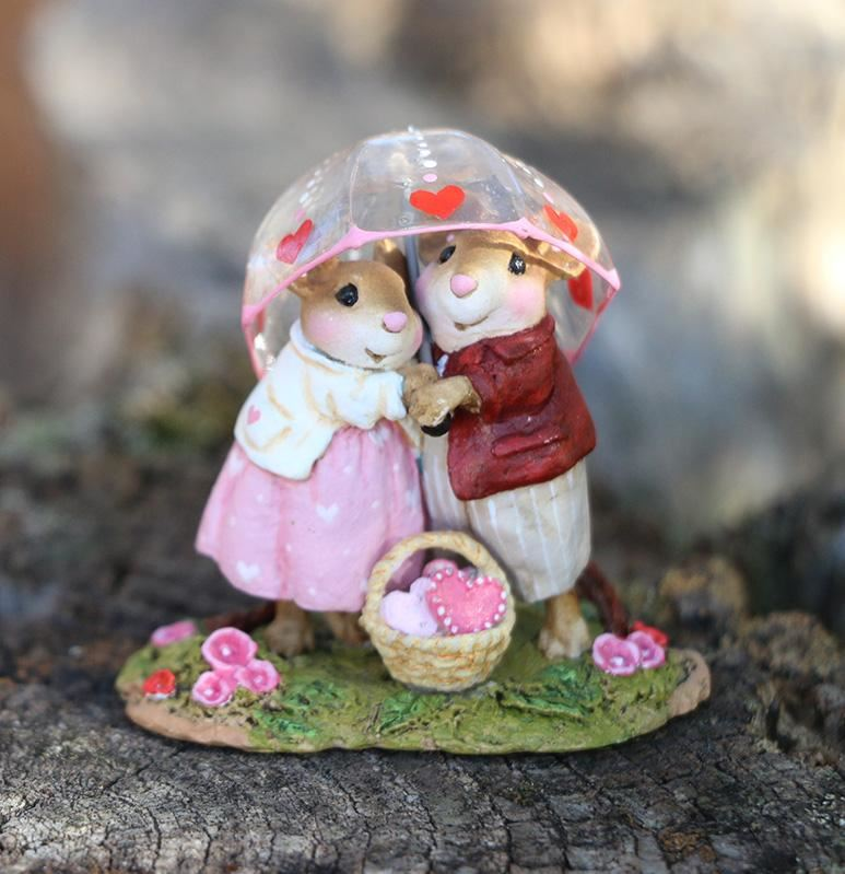 Sharing Sweethearts M-639c by Wee Forest Folk®