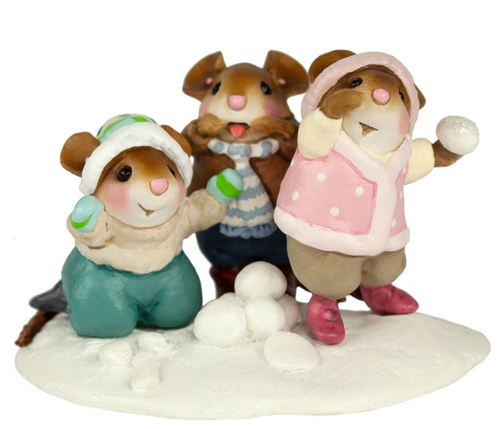 Taunting Trio M-436a by Wee Forest Folk®