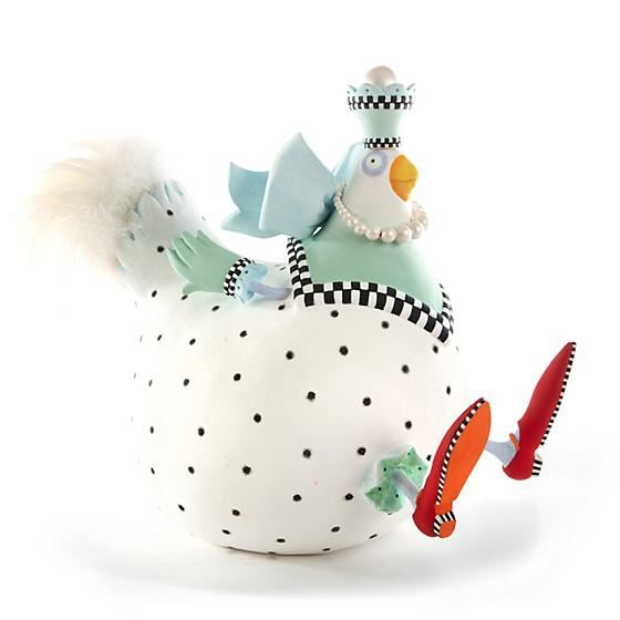 Speckled Chicken by Patience Brewster