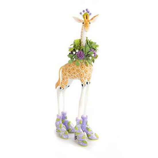 Janet Giraffe Ornament by Patience Brewster