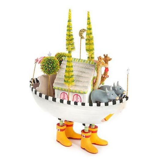 Noah's Ark Figure by Patience Brewster