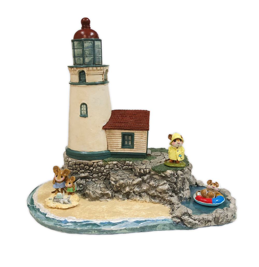 Lighthouse Displayer by Habitat Hideaway