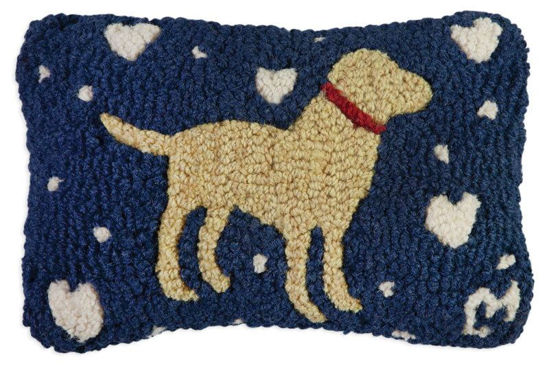 Yellow Lab Love by Chandler 4 Corners
