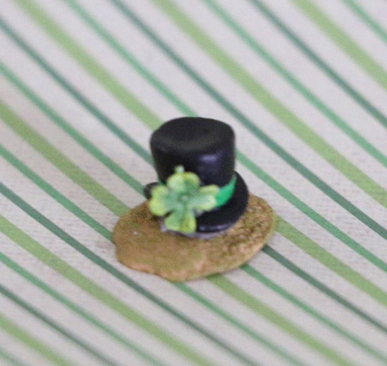 Tiny Top Hat 007 by Wee Forest Folk®