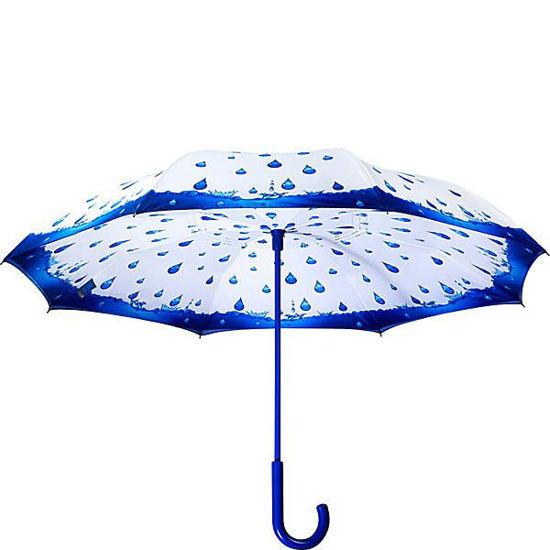 Rainy Season Stick Umbrella Reverse Close by Galleria