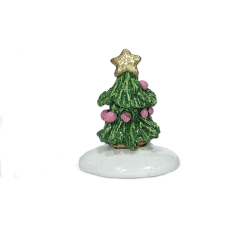 Tiny Christmas Tree Accessory 006 by Wee Forest Folk®
