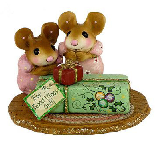 For a Good Mouse Only M-373 Pink by Wee Forest Folk®