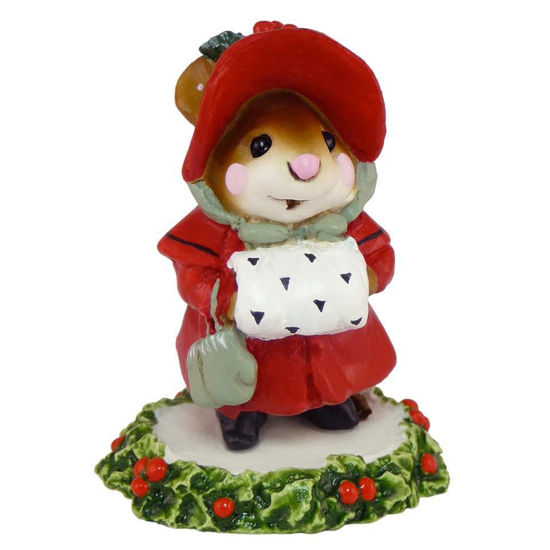 Miss Noel M-146 Red by Wee Forest Folk®