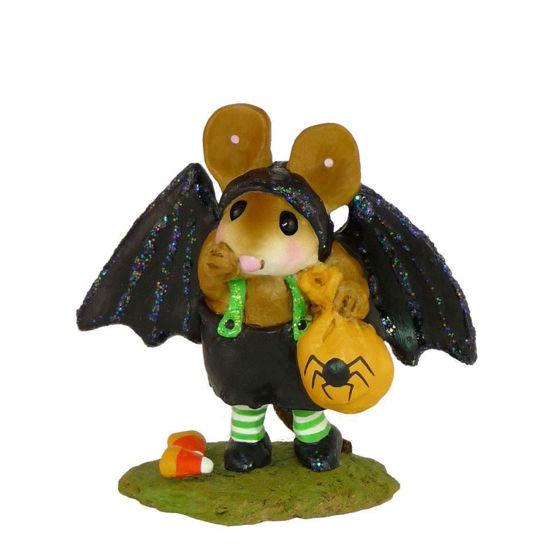 Little Halloween Bat M-345a by Wee Forest Folk®