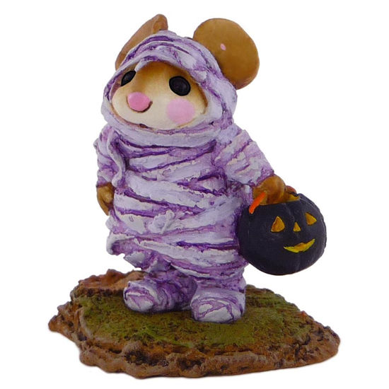 The Mummy M-194 Purple by Wee Forest Folk®