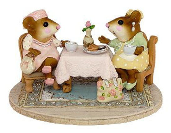 Tea with Tillie M-285 Pastel  by Wee Forest Folk