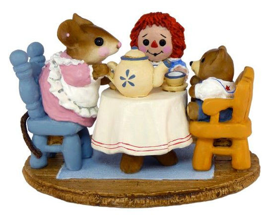 Tea for Three M-177 by Wee Forest Folk®