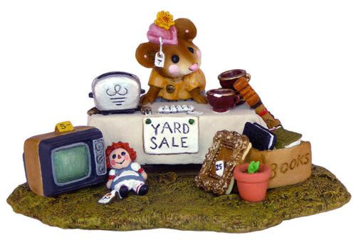 The Yard Sale M-202 by Wee Forest Folk®